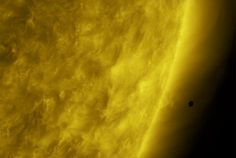 Watch Mercury Pass in Front of the Sun in 4K Resolution   Mental Floss