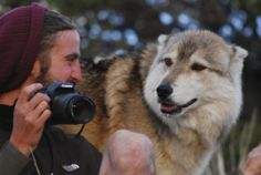 *Mission: Wolf connects people with nature using hands-on experiential education.