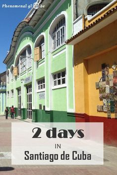 Santiago de Cuba is a colorful and historic city in the Southeast of Cuba. The city boasts many highlights, such as Parque Céspedes, Casa Diego Velazquez, Cementerio Santa Ifegenia and more. Read where to stay, where to have a drink and download a map with all the highlights of Cuba's most musical city.: