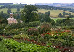 Kitchen Garden, Chatsworth House | Flickr - Photo Sharing!