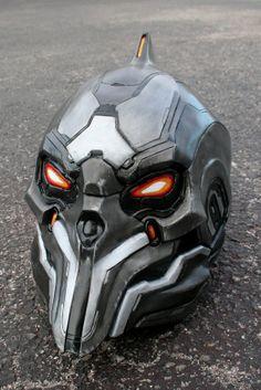 Halo 4 Didact Helmet