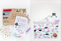"""so adorable! and great use of paper pastries' """"please deliver to"""" stamp ;) I love to see my products """"in action"""" #paperpastries"""