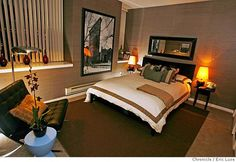 20 Modern Bachelor Pad Decorating Ideas 2012 Pictures -