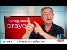 Teaching by Dave Butts - http://www.harvestprayer.com/ It's not a popular topic, but confession allows us to agree with God about the sin in our lives. If we want to move forward in our relationship with God, allowing Him to forgive us, heal us, and hear our prayers, we can't omit this part of our prayer life.