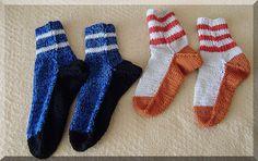 ponožky vše