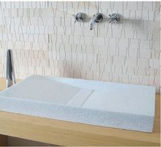 free standing washbasin  size:70x38x7cm  code VI7038 Living Spaces, Bathrooms, Marble, Sink, Minimalist, Houses, Free, Home Decor, Products