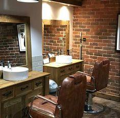 Barbers, Vanity, Bathroom, Dressing Tables, Washroom, Powder Room, Bathrooms, Vanity Organization, Downstairs Bathroom
