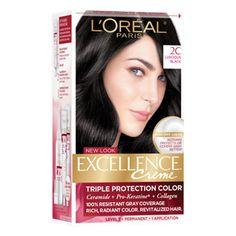 Excellence<sup>®</sup> Creme 2C Luscious Black - Permanent