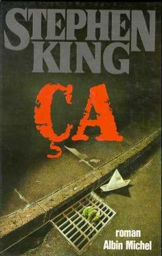 CA - épique! - Stephen King I now own a copy of this very cover
