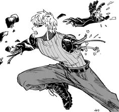 One Punch Man - Genos