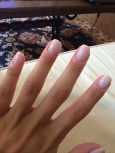 OPI Gel Nail Polish: Don't Burst My Bubble