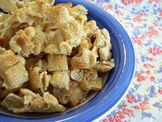 Easy To Be Gluten Free   Chex Brittle