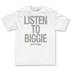 Listen to biggie