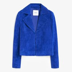 Colorful suede pieces fall fashion - Elle Canada