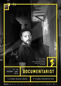 Documentarist 2015, Istanbul #festival https://fr.pinterest.com/igreka2n/festival/