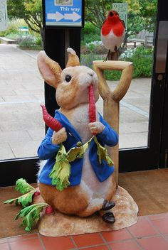Got to love Peter Rabbit!