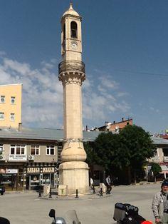 Bayburt Saat Kulesi şu şehirde: Bayburt, Bayburt