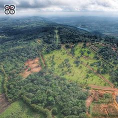 Approach path for a new airstrip under construction. A friend is constructing an airstrip in the Aburi Mountains. Once complete we shall be starting an airclub and flight instruction school for interested  would-be pilots #dji #drone #inspire #phantom #aerial #Ghana #dkaybeedrones #dronegear #Africa #dronesaregood #aerialphotography #djiglobal #droneoftheday #picoftheday #aburi  #airstrip #airport #airclub #checkoutafrica by kwamenabolton