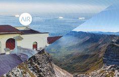AIR – Agence Innovation Responsable Accompagner les entreprises et les territoires dans leurs projets d'innovation et de développement durable pour favoriser leur efficacité et leur pérennité. En résumé, AIR aide ses clients à innover de manière responsable.