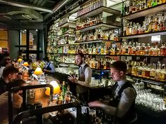 You can't miss Brno nightlife. The bars are one of Brno top attractions.