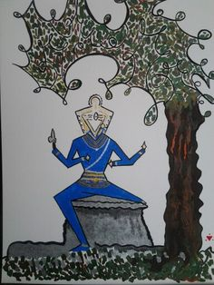 Mi/My Dakshinamurti