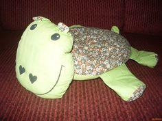 No. 37   víziló   hippo   párna   pillow