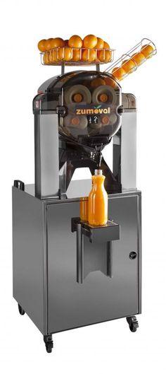Odštavovač citrusov, .. automat Zumoval - Basic