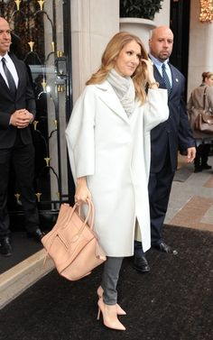 Celine Dion Photo - Celine Dion in Paris