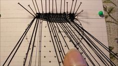 CURSO BOLILLOS 10 Bobbin Lace Patterns, Lacemaking, Beautiful Hands, How To Make, Handmade, New York, Sewing, Craft, Crochet