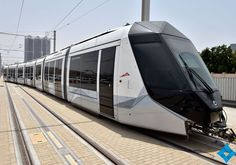 Dubai Tram will be officially launched on 11th November 2014 - The initial phase of the project consists of a 10.6km-long track starting from the Dubai Marina and stretching up to the Tram Depot near Dubai Police Academy.