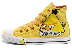 #Converse Angry Birds