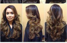 Hair color goal