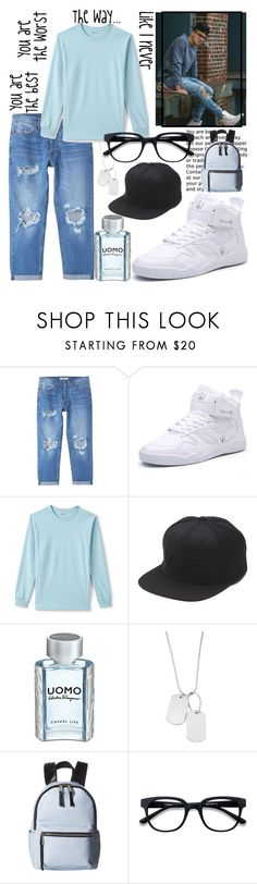 """""""The way I love her/stanaj ♡♡♡🎶"""" by she-fashionlove ❤ liked on Polyvore featuring MANGO, Lands' End, Vans, Salvatore Ferragamo, Variations, French Connection, EyeBuyDirect.com, men's fashion and menswear"""