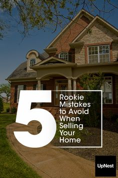 Selling your home can be pretty stressful at times, so it's really important that you do everything you can to prepare for a successful sale. Avoiding these 5 mistakes will save you a lot of time, stress and more importantly, money.
