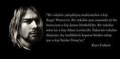 Kurt Cobain der ki...