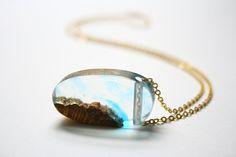 Britta Böckmann // Handmade Resin Jewelry // IAMTHELAB - Your Handmade Laboratory