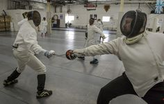 Fencing: A terrific workout that really makes you think - The Washington Post