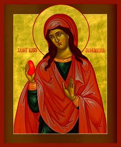 St. Mary Magdalene - July 22                                                                                                                                                     More