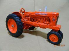 Vintage Allis Chalmers Farm Tractor 1/16  Diecast WD-45 Toy No Box #Ertl #AllisChalmers