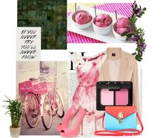 """Sorbet"" by beautydesk on Polyvore"