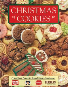 Brand cookie companies | ... COOKIES. From Your Favorite Brand Name Companies. 1995. - Cookbooks