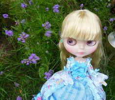 https://flic.kr/p/wXSNwd   Madeleine Fleur has found lavender in Flower Forest!