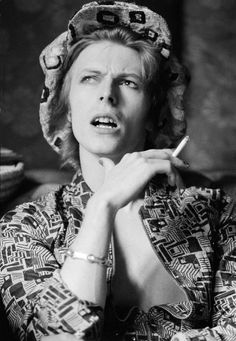 vezzipuss.tumblr.com — David Bowie, Haddon Hall, Photos @ Michael...