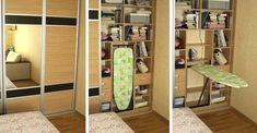 Ideas Sewing Room Cabinets Bedrooms For 2019 Laundry Room Doors, Laundry Room Remodel, Laundry Room Design, Küchen Design, Interior Design, Wardrobe Door Designs, Home Goods Decor, Home Decor, Iron Table