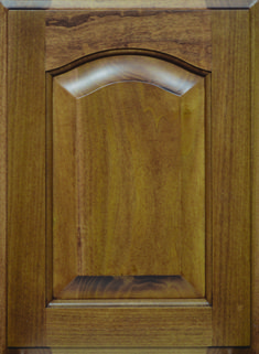 Clairmont Raised Panel Door  Available Material: Standard Wood Species Color Shown: Amaretto Stain on Poplar Material Available in All Outside Profiles - Shown with Roman Outside Profile Raised Panel Doors, Face Framing, Custom Cabinetry, Wood Species, Cabinet Doors, Color Show, Roman, Profile, Frame
