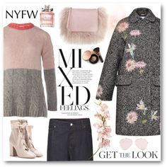 New York winter look by sundango on Polyvore