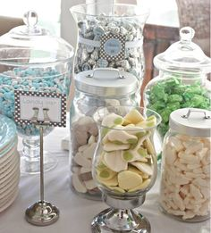 CRAZY ABOUT WEDDINGS: The candy bar - Crazy About Weddings