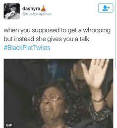 #GrowingupBlack