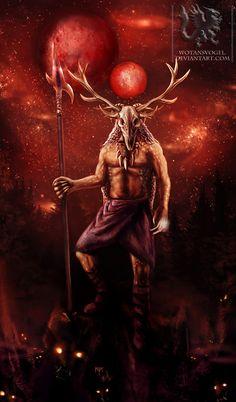 by Raveruna Elder Scrolls Lore, Elder Scrolls Games, Elder Scrolls V Skyrim, Eso Skyrim, Skyrim Game, Daedric Prince, Saga, Wild Hunt, Cat Sitting