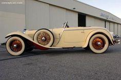 1928 Saoutchik Mercedes-Benz 680 S Torpedo Roadster